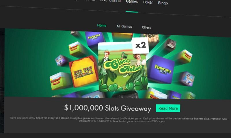 Bet365 Slots Giveaway